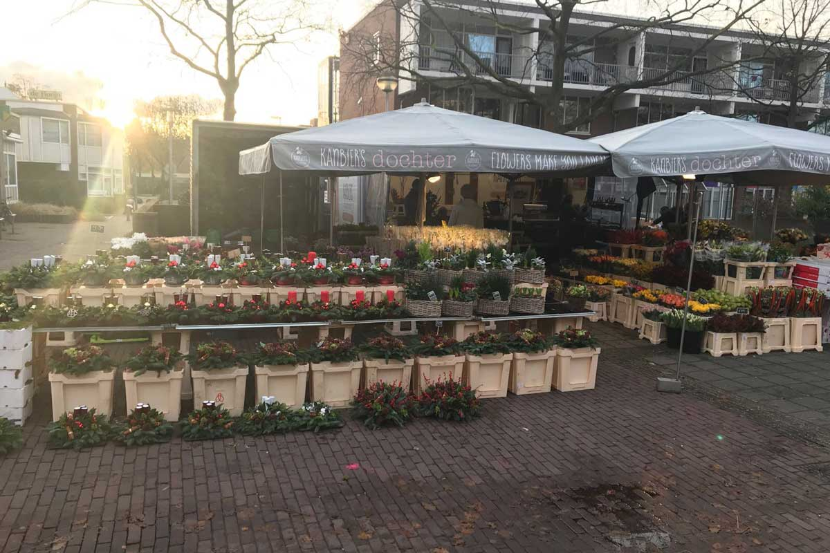 Kerststukken, Kerst, Kerstboom, Nordmann, Leiden, Noordwijk, Oegstgeest, Leiderdorp – Kanbier's Dochter bloemen & planten