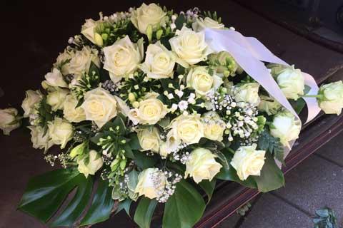 Afscheidsbloemen | Kanbier's dochter