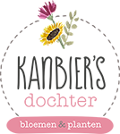 Bloemenwinkel Leiden – Kanbier's Dochter Logo