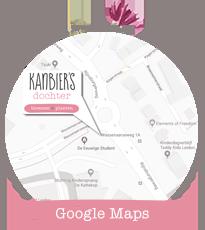 Kanbier's Dochter op Google Maps