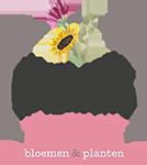 logo Kanbier's Dochter - bloemen en planten